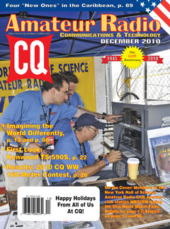 CQ Magazine Cover